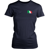 10 Signs You Grew Up In Italian Family Shirt