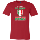 I'm Right Italian Shirt