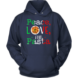 Peace Love and Pasta Shirt