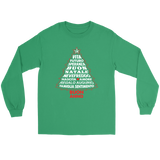 Italian Christmas Tree Shirt