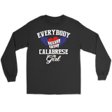 Nice Calabrese Girl Shirt