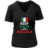 Keep Calm and Don't Be a Baccala Shirt
