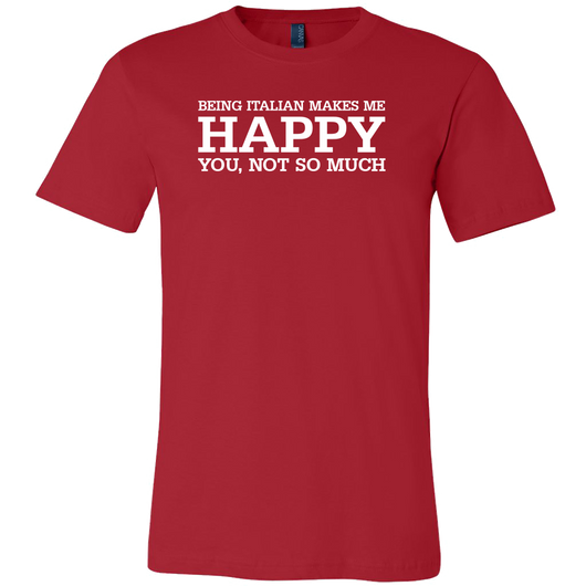 Happy Italian Shirt