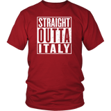 Straight Outta Italy Shirt