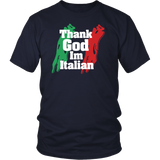 Thank God I'm Italian II Shirt