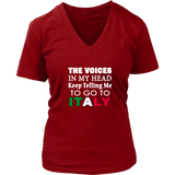 Voices In My Head Women's Shirt
