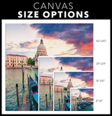 Venice Wall Art Canvas