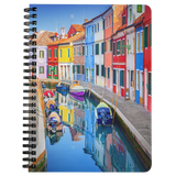 Burano Spiral Bound Notebook