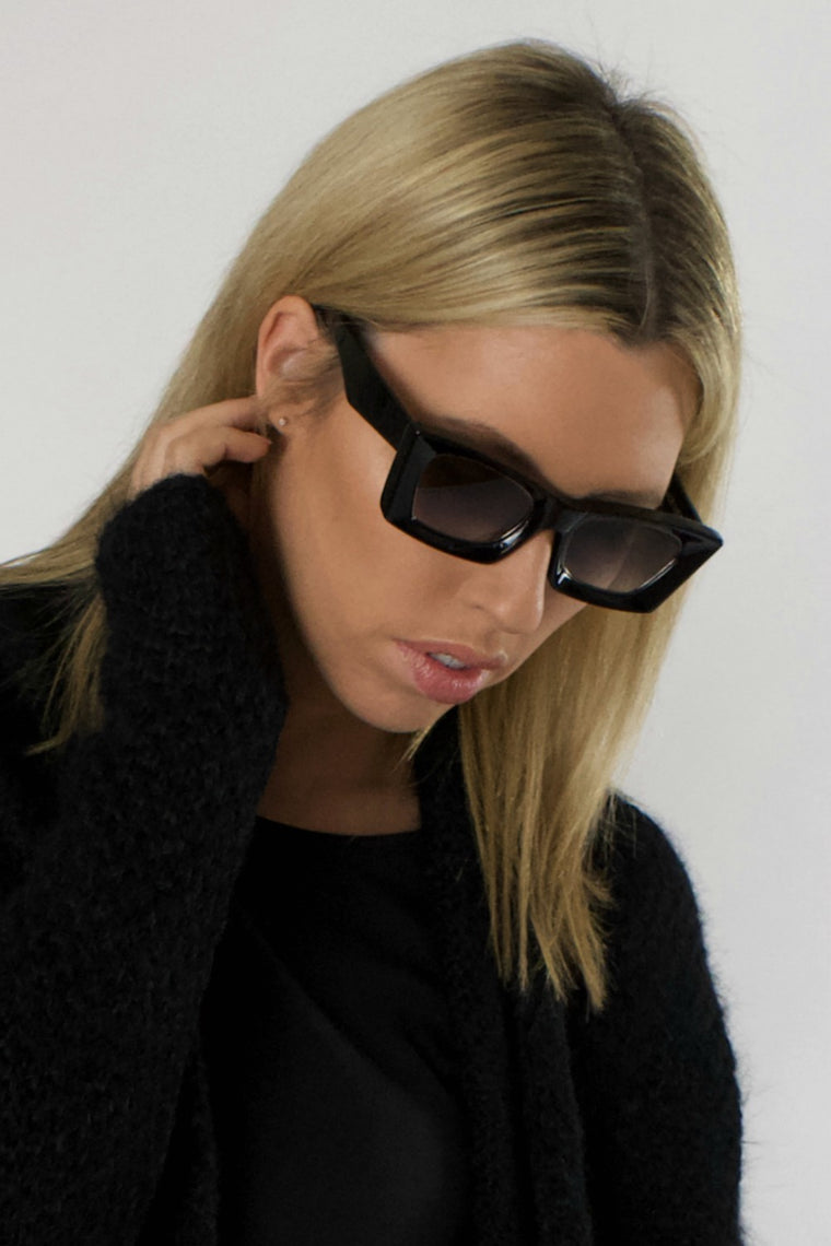 Chartreux Sunglasses - indosso