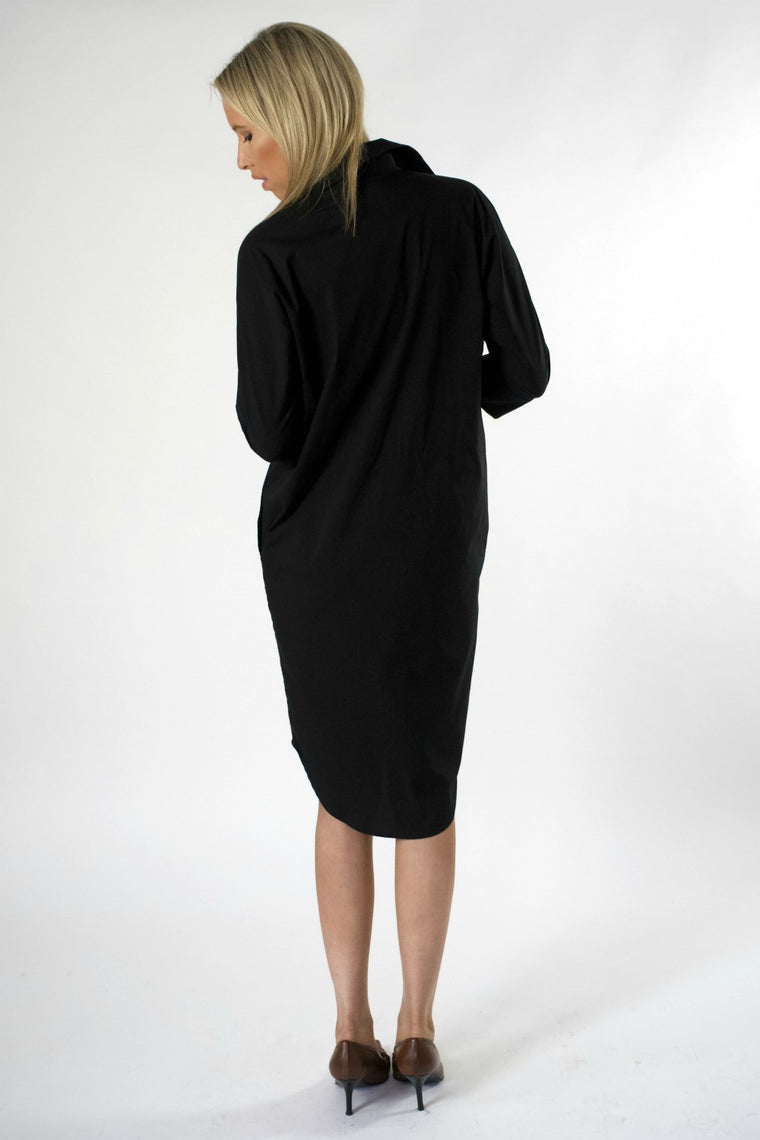 Dolman Dress - indosso