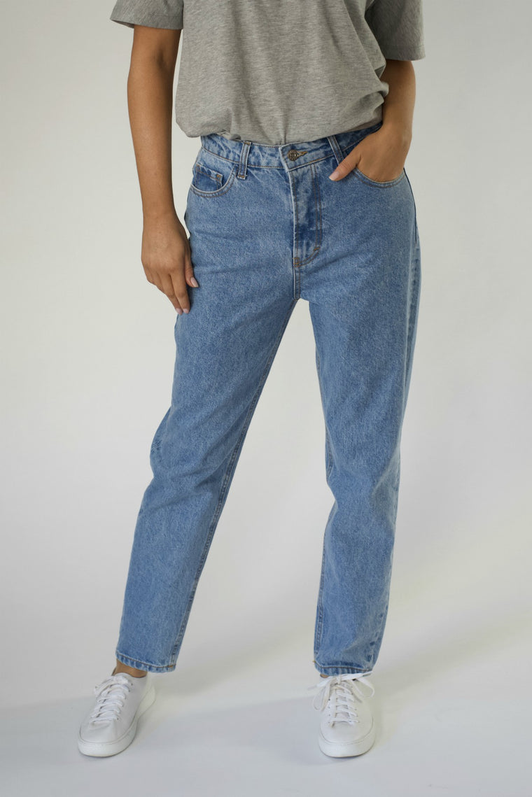 Relaxed Fit Denim Jean - indosso