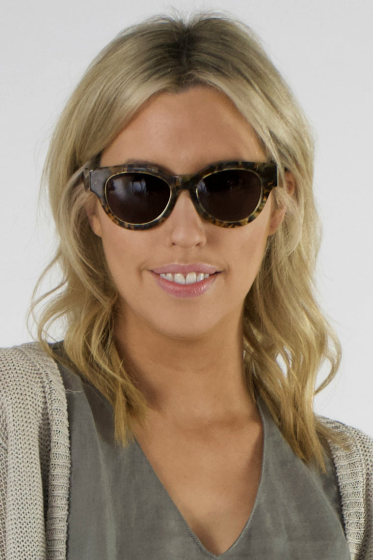 GH Sunglasses - indosso