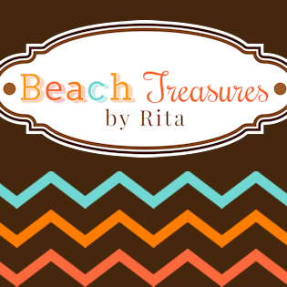 Beach Treasures by Rita
