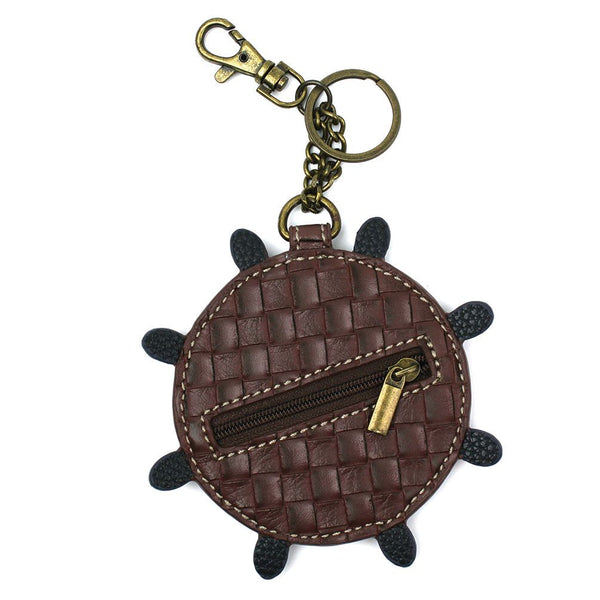 Chala Key Fob/Coin Purse - Anchor