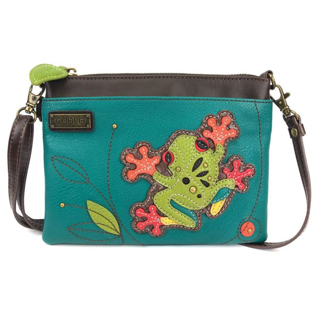 Chala Mini Crossbody - Frog