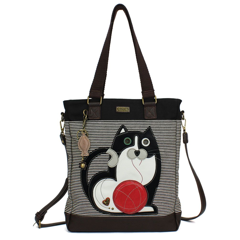 Chala Work Tote - Fat Cat
