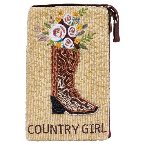 Country Girl Cell Phone Bag