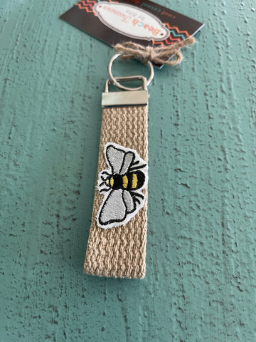 Key Fob - Honey Bee