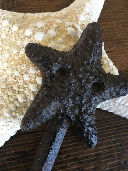 Wall Hook - Starfish