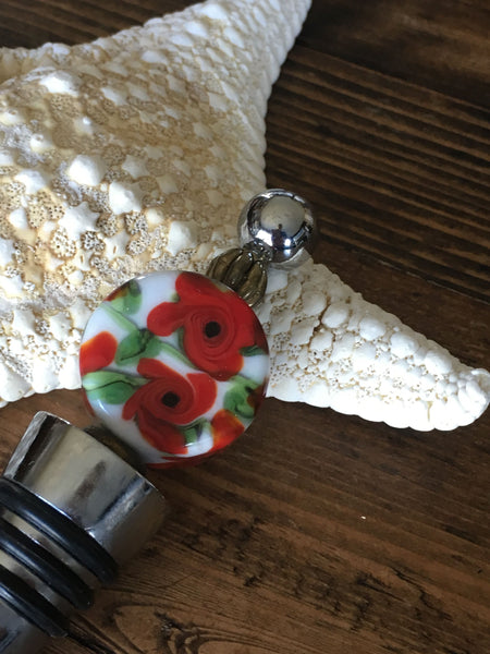 Bottle Stopper -  Poppy
