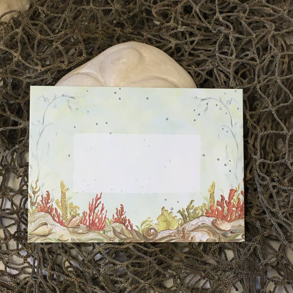 Mermaid Note Card
