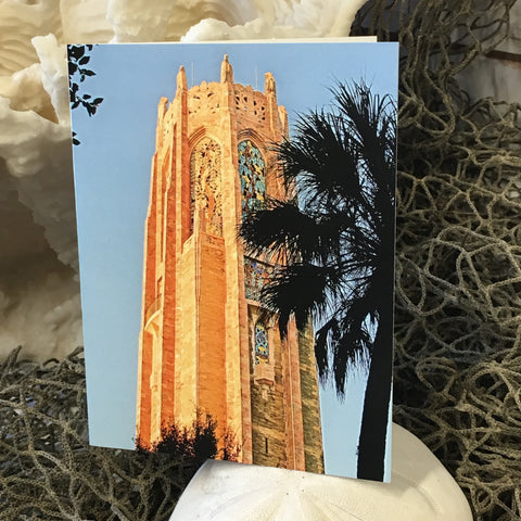 Bok Tower Note Card