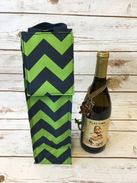 Wine Tote Bag - Insulated