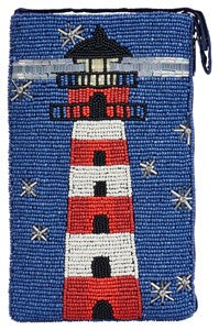 Lighthouse Cell Phone Bag