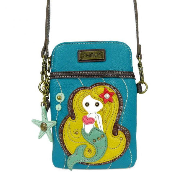 Chala Cell Phone Xbody - Mermaid
