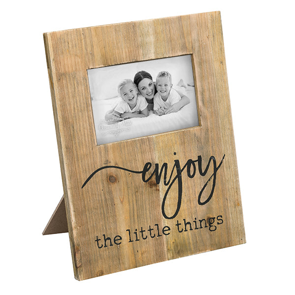 Picture Frame - Enjoy the Little Things
