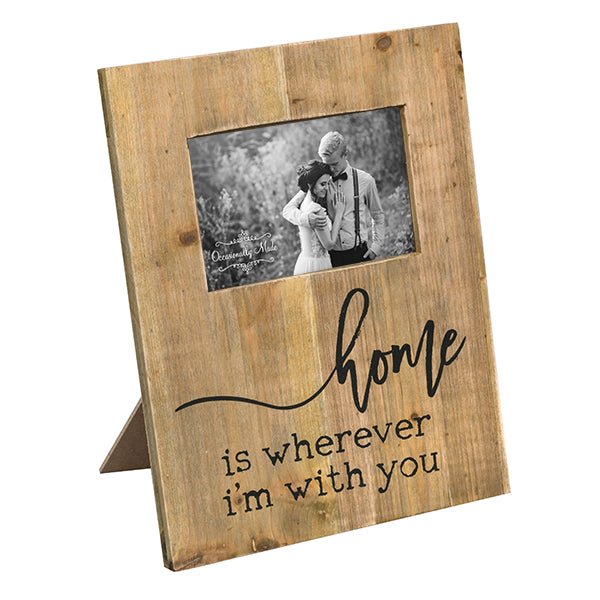 Picture Frame - Home Is Wherever I'm With You