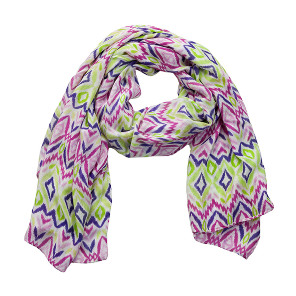 Wrap - Lime/Pink/Purple