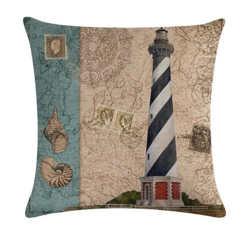 Pillow Covers - Lighthouse #1