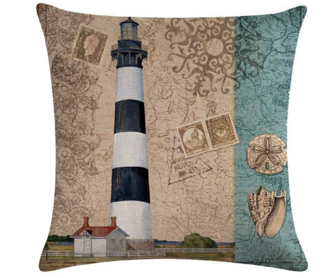 Pillow Covers - Lighthouse #2