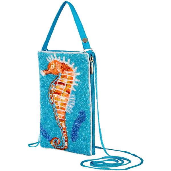 Seahorse Cell Phone Bag