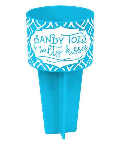 Beach Buddy - Sandy Toes and Salty Kisses