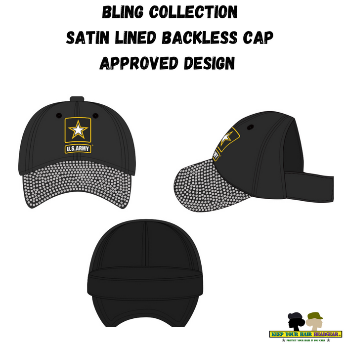 Official Licensed U.S. Army Baseball Caps