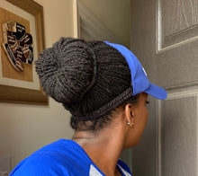 Zeta Phi Beta - Satin Lined Backless Cap (TM)