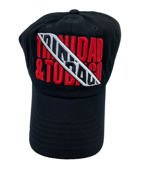 Trinidad and Tobago - Satin Lined Backless Cap (TM)
