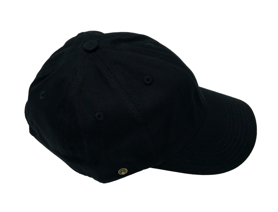 Full Coverage Satin Lined Baseball Cap (TM)