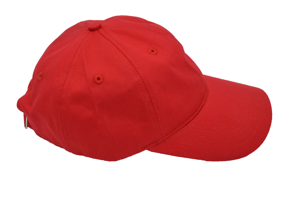 Full Coverage Satin Lined Baseball Cap (TM) - Keep Your Hair Headgear, LLC