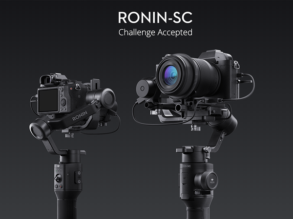 DJI Ronin SC review: a compact gimbal for mirrorless cameras