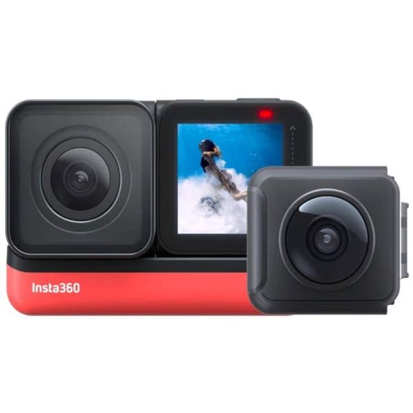 2020 Insta360 ONE R Sports Video Adaptive Action Camera (Twin Edition)-camera-INSTA360-Vancity-UAV