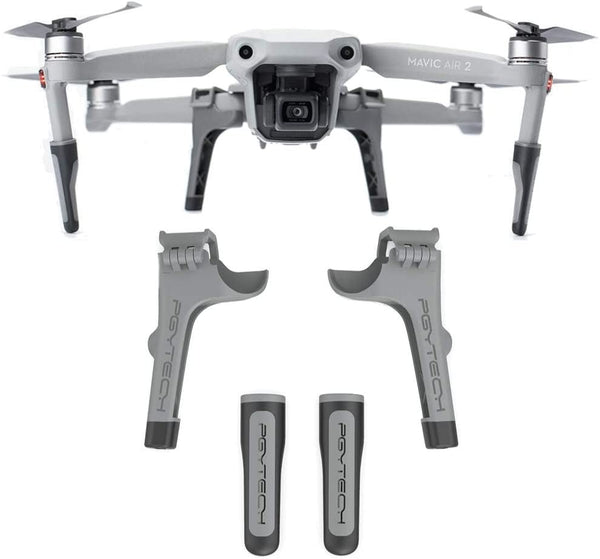 PGYTECH Landing Gear Extensions Legs Compatible with DJI Mavic Air 2 Accessories
