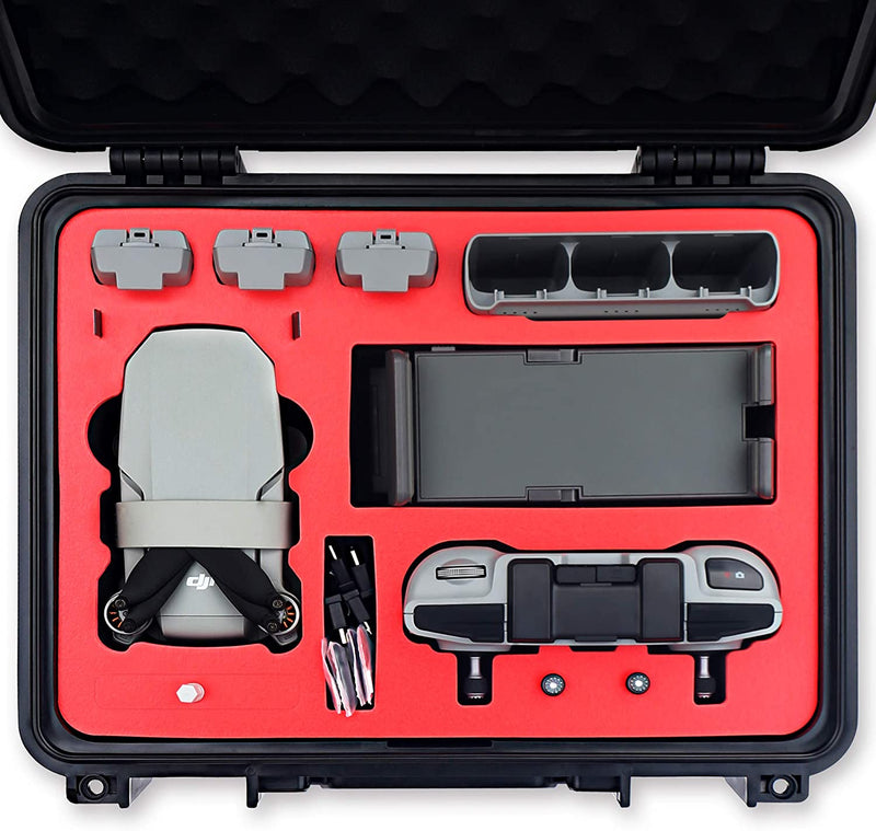 VCUTECH Mini 2 Waterproof Hard Carrying Case