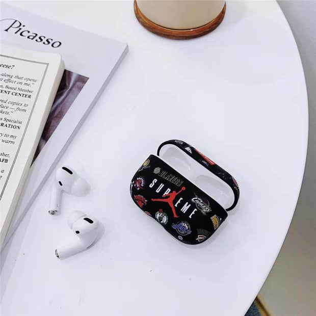 Supreme Style AirPods Pro Case - 3D Kicks Tech