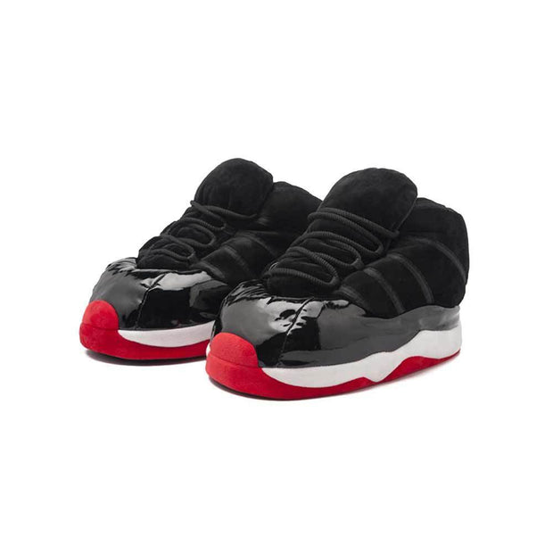 Hypebeast Plush Slippers - 3D Kicks Tech