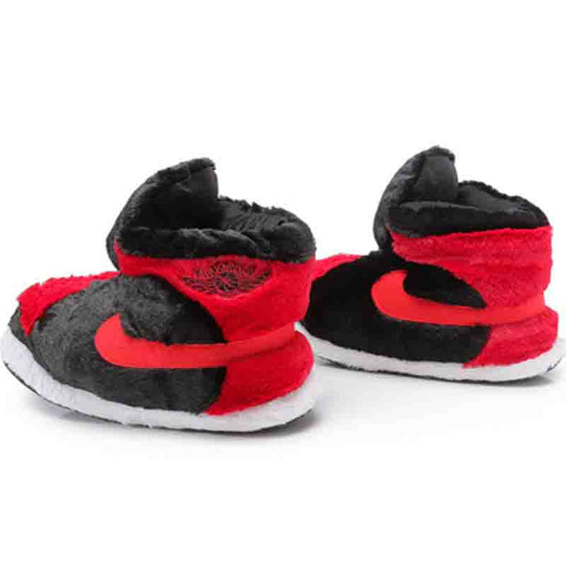 Hypebeast Plush Slippers