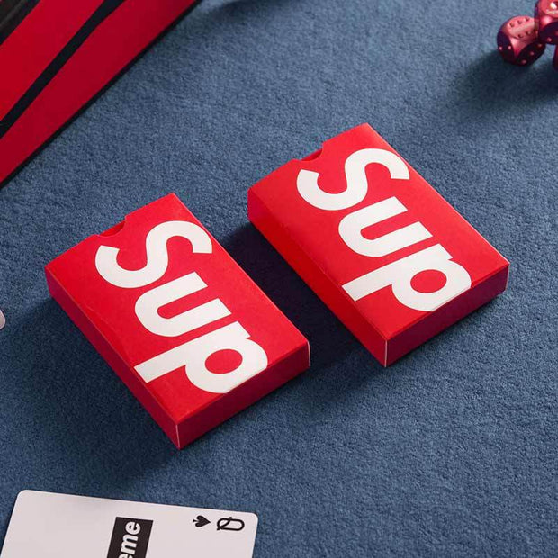 Supreme Style Playing Cards - 3D Kicks Tech