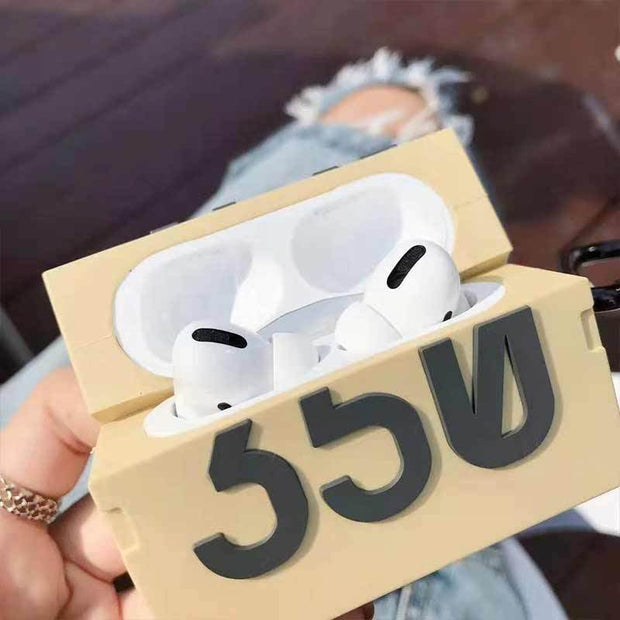 YZY Boost 350 AirPods Case - 3D Kicks Tech